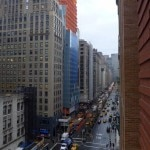 view from balcony 150x150 Hotel Giraffe, New York City   Review
