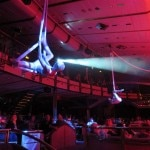 acrobats over audience 150x150 Cuba Cruise   Exploring the Real Cuba Aboard the Louis Cristal