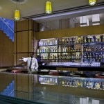 The bar at Hyatt Regency Trinidad