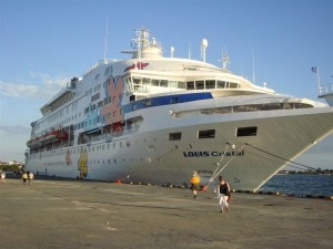 cuba cruise ship 300x225 The Cuba Cruise ship, Louis Cristal
