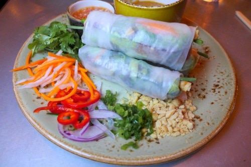 little sister pork spring rolls 500x333 The 25 Best Los Angeles Restaurants for Spring 2014