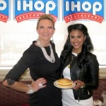 nina davuluri sophie gayot 150x150 National Pancake Day at IHOP