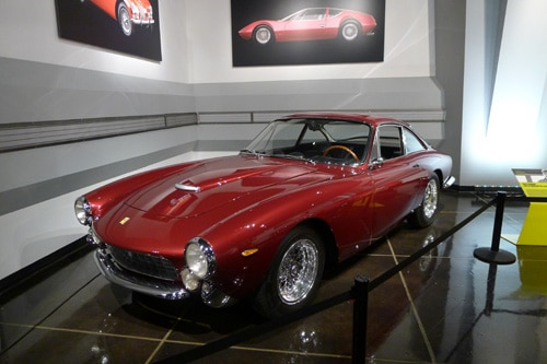 1963 Ferrari Berlinetta Luso, selected by Adam Carolla