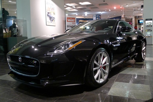 The F-Type Coupe