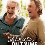 Eddy Mitchell and Johnny Hallyday