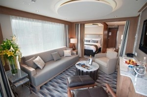 The Explorer Suite on the Viking Longship Freya