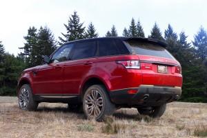 2014 Range Rover Sport V8 Supercharged