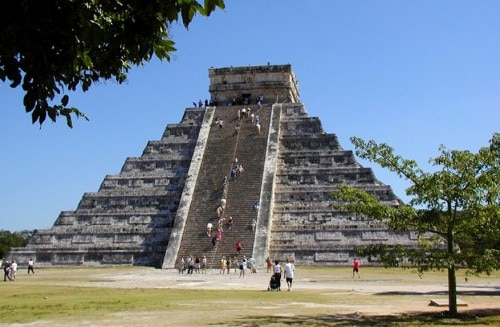 chichen itza 500x327 Top 7 Things to Do on Mexicos Riviera Maya
