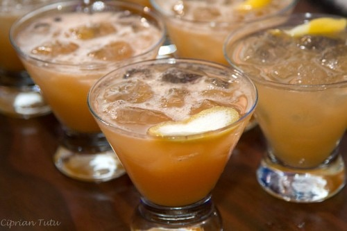 The annual Manhattan Cocktail Classic was held May 9-13
