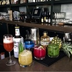 Mexican-inspired cocktails at The Larder at Tavern
