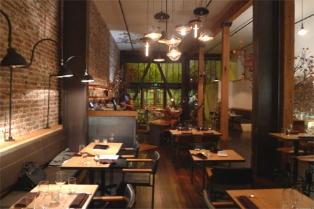 aq restaurant The 25 Best San Francisco Restaurants for Summer 2014