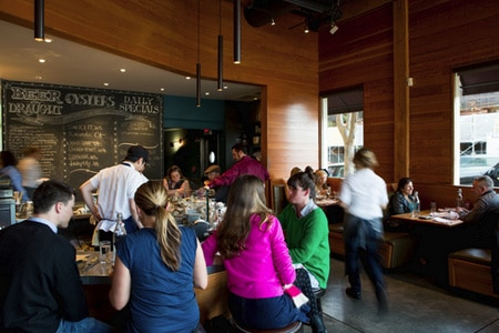 boxing room The 25 Best San Francisco Restaurants for Summer 2014