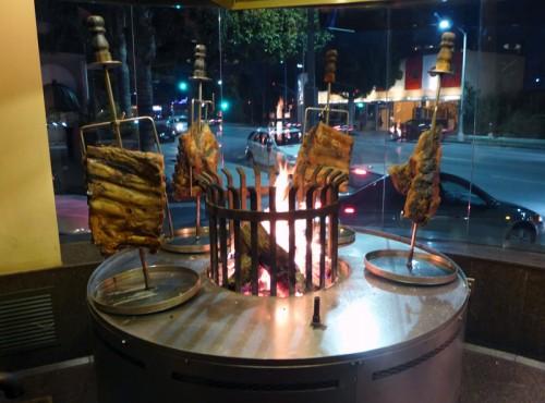 fogo de chao asado 500x370 Top 5 BBQ Styles