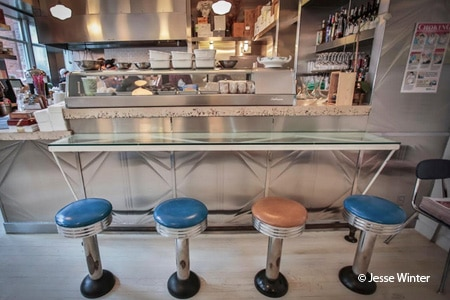 m wells dinette The 25 Best New York Restaurants for Summer 2014
