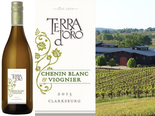 terra d oro cbv Terra dOro 2013 Chenin Blanc & Viognier   Wine of the Week Review
