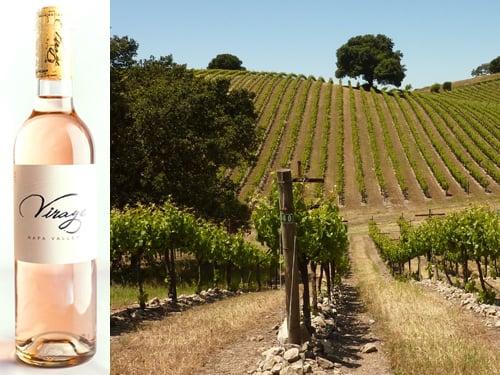 Virage Vineyards 2013 Dry Rosé of Cabernet Franc