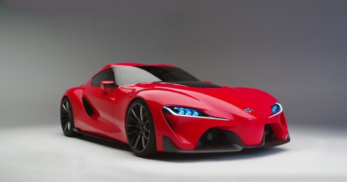 TOYOTA FT1 Exterior 009 500x263 BMW and Toyota Partner to Develop New Sports Cars