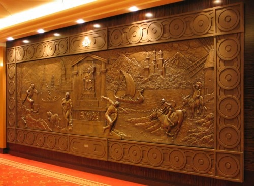 Panel by Arnvid Brandal