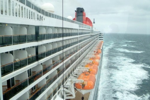 balconies cabins 500x333 Crossing the North Atlantic in Style on the Queen Mary 2
