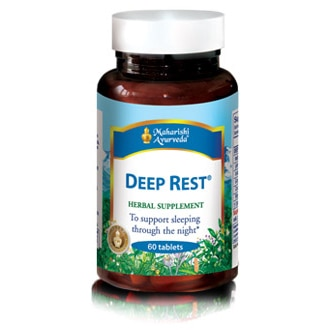 maharishi2 Maharishi Ayurveda Deep Rest Herbal Supplement   Review