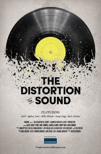 The Distortion of Sound looks into the decline of sound quality in modern music