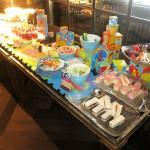 Kids brunch buffet
