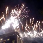 Fireworks SLS Las Vegas