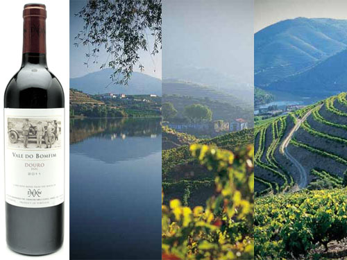 House of Dow's 2011 Vale do Bomfim Douro DOC Red Blend