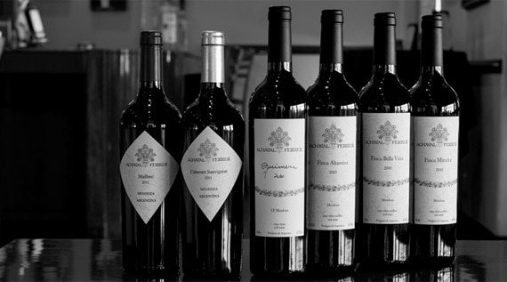 bottles Argentine Wine Finding a Sense of Place