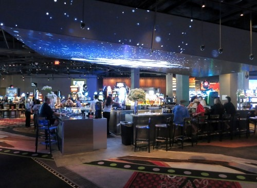Center Bar at the casino