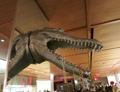 Crocodile at Bazaar Meat by José Andrés