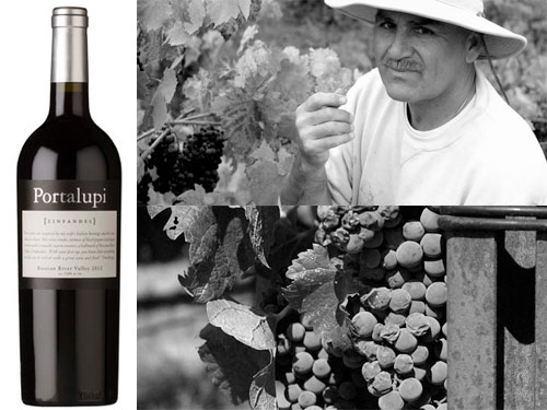 portalupi 2012 old vine zinfandel Portalupi Winery 2012 Old Vine Zinfandel   Wine of the Week