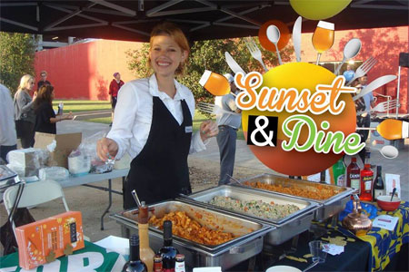 Sunset & Dine takes place October 2nd
