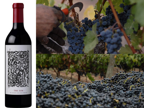 The Seventy Five Wine Company 2012 The Sum Red Blend