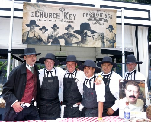 The Church Key team