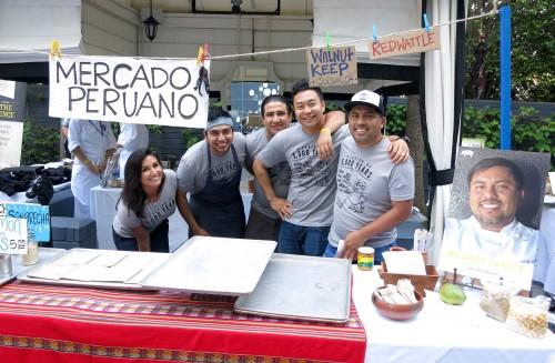 Ricardo Zarate team