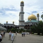 The Brunei Mosque
