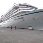 Crystal Cruises' Crystal Symphony ship