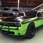 "The Dodge Challenger SRT Hellcat is featured in ""Furious 7"""