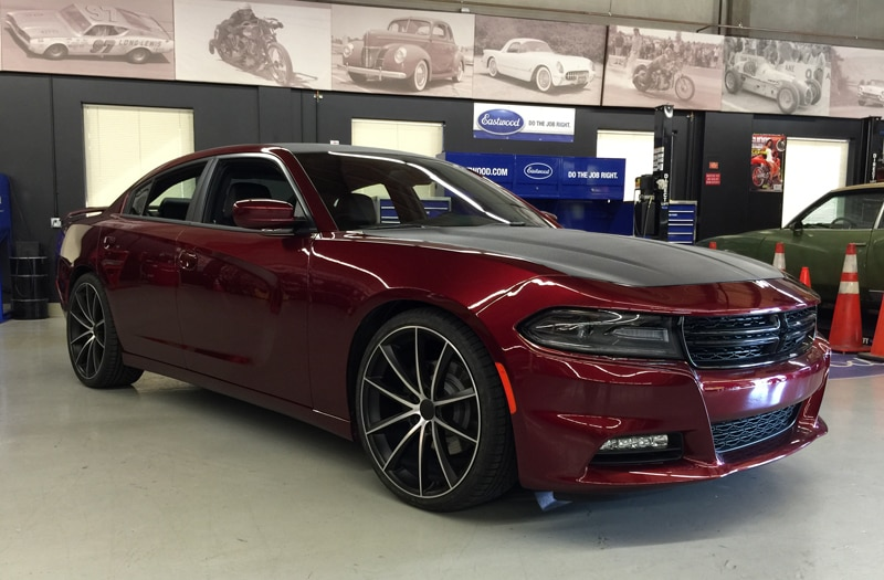 As One Of The Most Powerful Sedans On The Market The