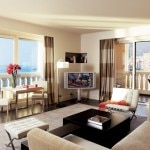 A suite at the Monte Carlo Bay Hotel & Resort