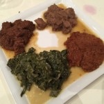 Traditional Ethiopian Dish Preparation