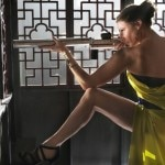 Rebecca Ferguson in Mission Impossible: Rogue Nation