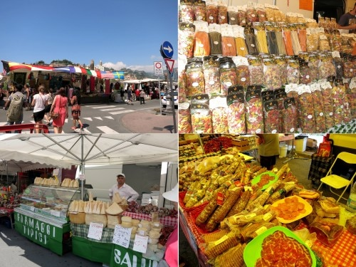 Ventimiglia Friday Market
