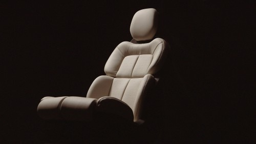 The Lincoln Continental Concept 30-Way Seats