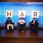 SHARE discussion panel with Brian O'Connor, Gordon Ho, Curtis Stone and Ray Collony