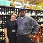 Whole Foods Market Venice marketing team leader Gabe Dupin and corporate chef Derek Harrison