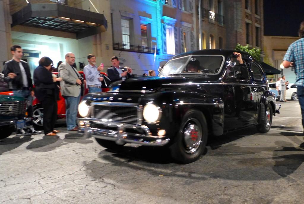 A 1955 Volvo PV444