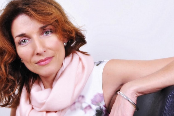 Public speaker, mentor and life coach Gordana Biernat