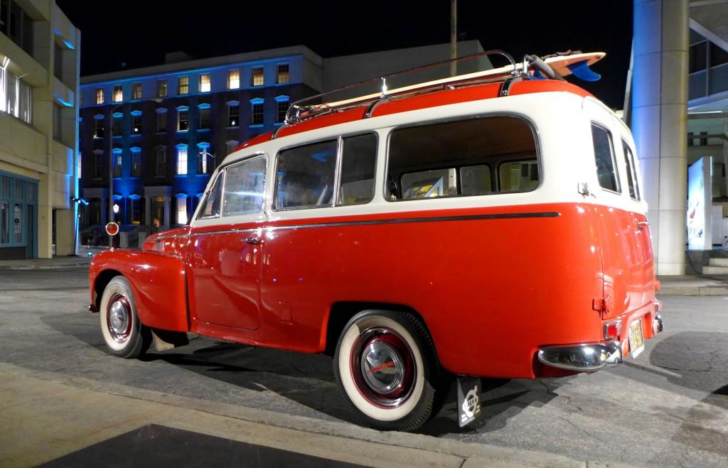 "The Classic ""Woody"" Volvo"